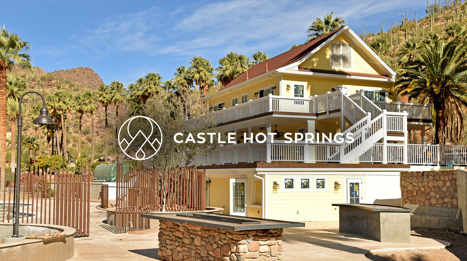 Castle Hot Springs